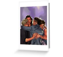 Final bow  Greeting Card