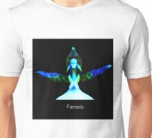 Fantasia - Orchid Alien Discovery Unisex T-Shirt