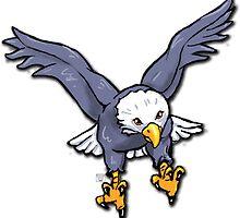 Bald Eagle by ImagineThatNYC