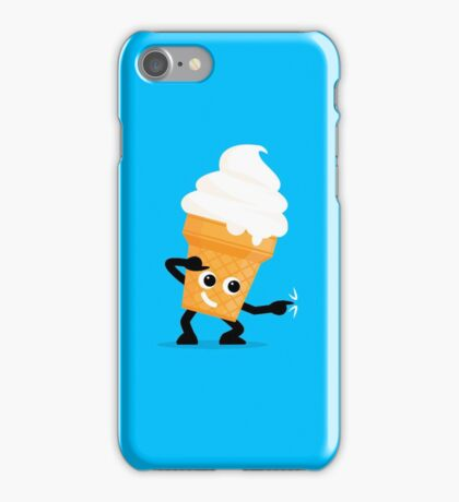 Character Fusion - Just Ice Cream iPhone Case/Skin