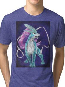 Legendary Beast - Suicune Tri-blend T-Shirt