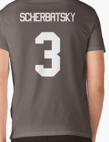 SCHERBATSKY Mens V-Neck T-Shirt