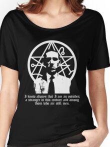 The Outsider (H.P. Lovecraft) Women's Relaxed Fit T-Shirt