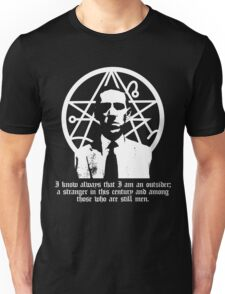 The Outsider (H.P. Lovecraft) Unisex T-Shirt