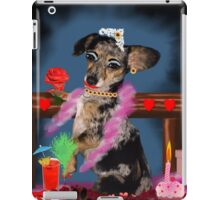 The Floozie Puppy iPad Case/Skin