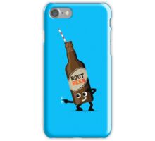Character Fusion - Just Root Beer iPhone Case/Skin