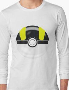 Black & Yellow Pokaball, Pokemon GO Long Sleeve T-Shirt