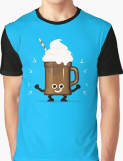 Character Fusion - Just Ice Cream Graphic T-Shirt