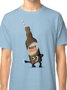 Character Fusion - Just Root Beer Classic T-Shirt