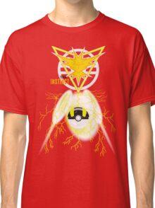 Instinct Yellow Team, Pokemon GO  Classic T-Shirt
