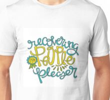 Recovering People Pleaser Unisex T-Shirt