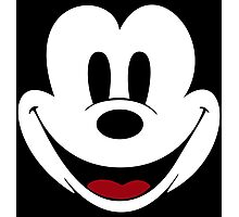 Mickey Mouse  Photographic Print