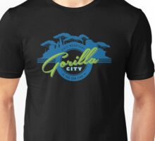 Gorilla City Unisex T-Shirt
