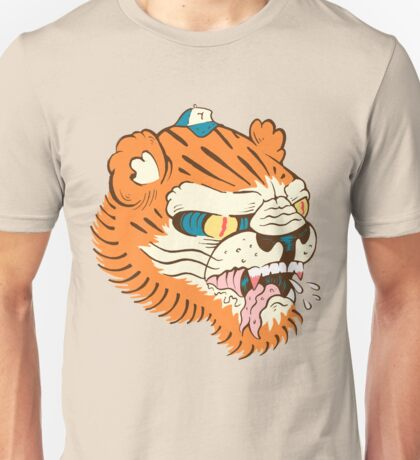 Toni the Tiger Unisex T-Shirt