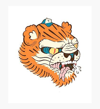 Toni the Tiger Photographic Print