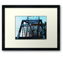 We Can Be Heroes Framed Print