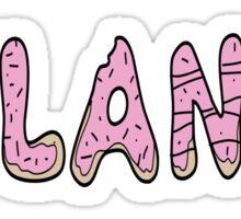 Atlanta Donut Sticker