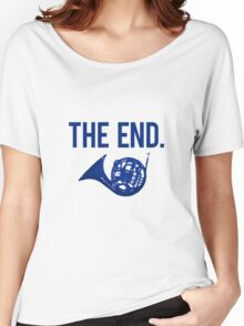 The End. Women's Relaxed Fit T-Shirt