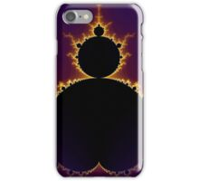Fractal Mandelbrot  iPhone Case/Skin