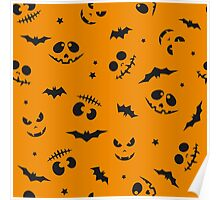 pattern with muzzles Poster