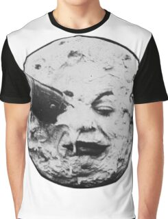 A Trip to the Moon Graphic T-Shirt