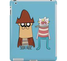 Marvelous Misadventures of Finn and Jake iPad Case/Skin
