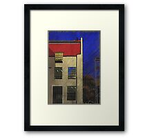 Bauhaus-Uni Weimar in Germany Framed Print