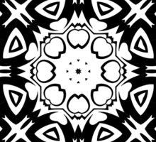 mix abstract Sticker