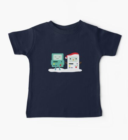 Building SnowMO (Red) Baby Tee