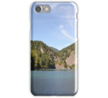The End of a Beautiful Hike iPhone Case/Skin