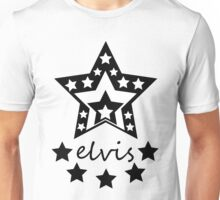 Elvis Star Unisex T-Shirt