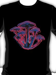 Neon Shrooms T-Shirt