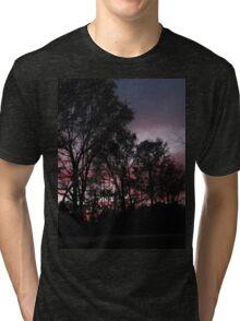 Sundown Syndrome Tri-blend T-Shirt