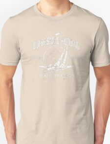 Dufresne & Redding Fishing Charters T Shirt Unisex T-Shirt