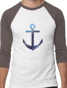 Space Anchor Men's Baseball ¾ T-Shirt