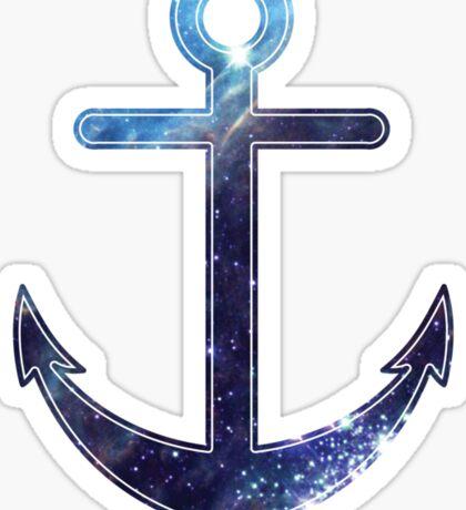 Space Anchor Sticker