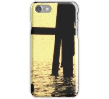 Temple at Sea iPhone Case/Skin