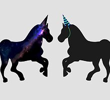 SPACE UNICORN  by Articles & Anecdotes