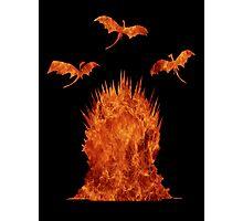 Dragons' Throne Photographic Print