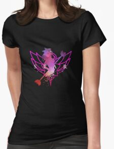 Guardians Watching Womens Fitted T-Shirt