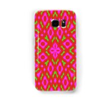 Different abstract colorful pattern Samsung Galaxy Case/Skin