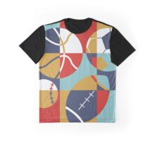 All Star Sports Graphic T-Shirt
