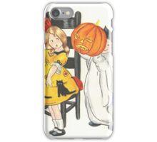 Victorian Halloween 1 iPhone Case/Skin