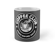 Coffee Club. Mug