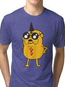JAKE POTTER  Tri-blend T-Shirt
