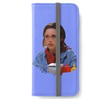 Elaine - I've Become George iPhone Wallet/Case/Skin