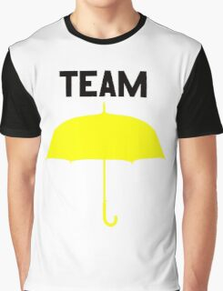 Team Yellow Umbrella – Mother, Ted, HIMYM Graphic T-Shirt