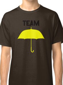Team Yellow Umbrella – Mother, Ted, HIMYM Classic T-Shirt