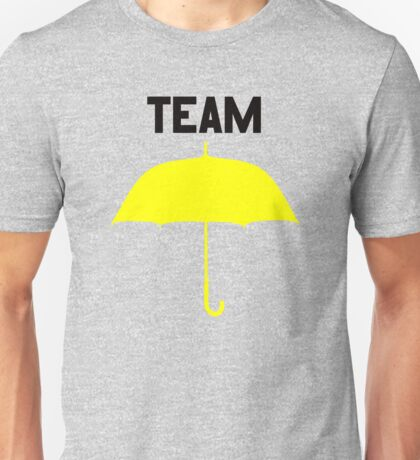 Team Yellow Umbrella – Mother, Ted, HIMYM Unisex T-Shirt