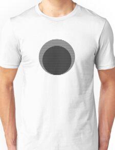 Optical circles Unisex T-Shirt